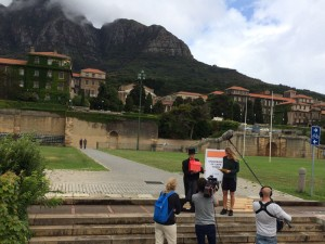 Cape Town UCT location
