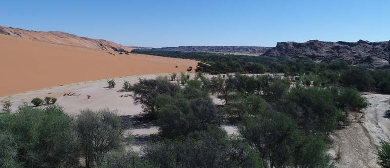 Film Fixers location scout Namibia