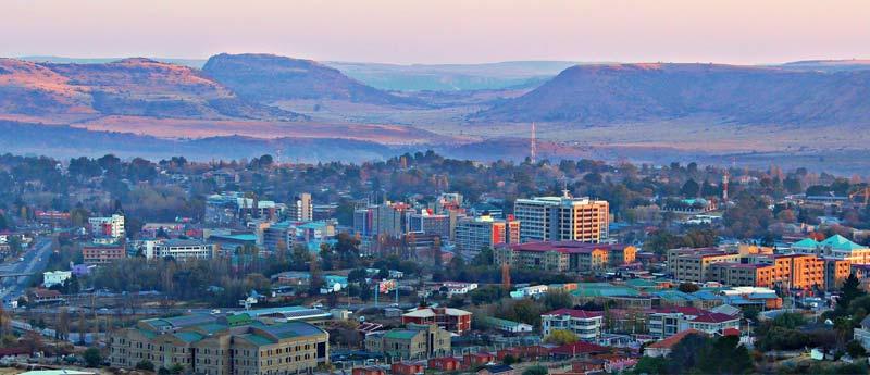 Maseru location scout Fil Fixers TV Production