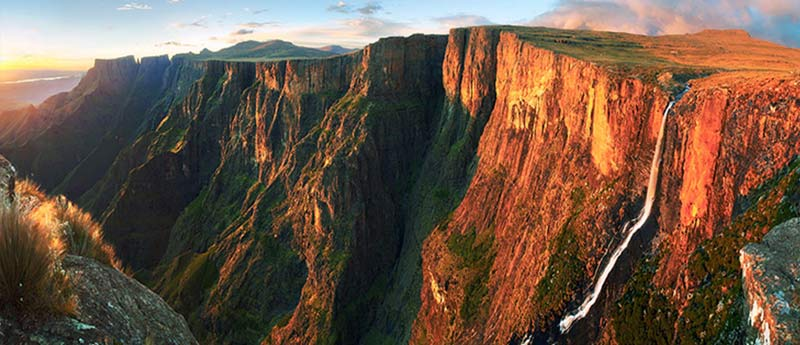Tugela Falls location TV production Film Fixers