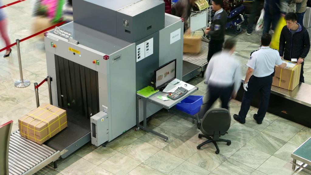 Ethiopia customs equipment