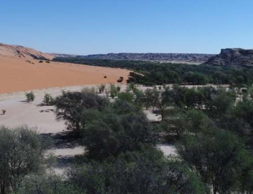 Stunning Namibia Location