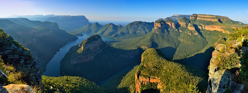 South Africa locations Blyde River Canyon