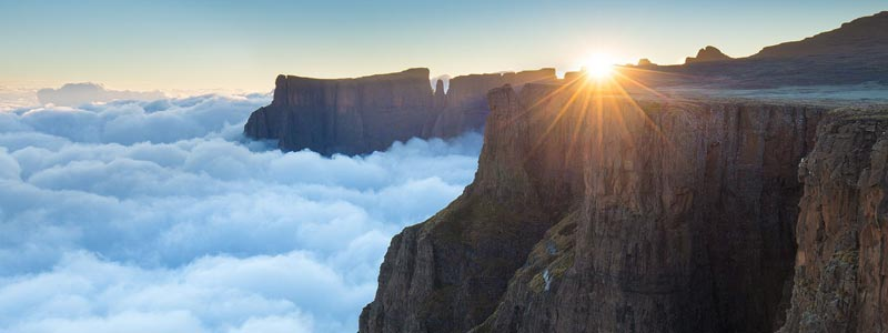 South Africa locations Drakensberg