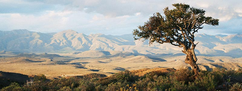 South Africa locations Karoo