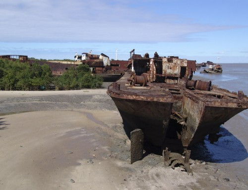 Top 10 Abandoned Locations in Africa