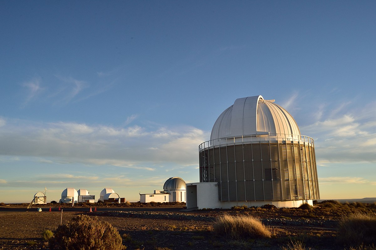 South African Large Telescope (SALT) in Sutherland